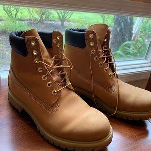 Timberland Men's Premium Waterproof Boots (New)